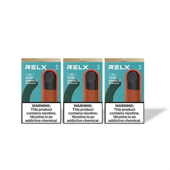 RELX四代煙彈—無限 可樂冰