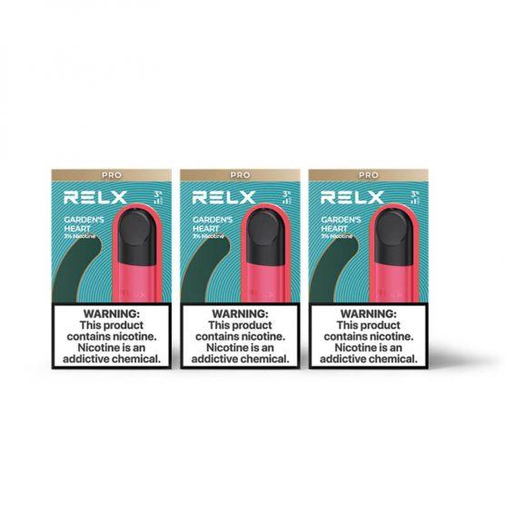 RELX四代煙彈—草莓冰沙