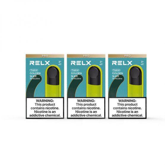 RELX四代煙彈—無限 芒果冰
