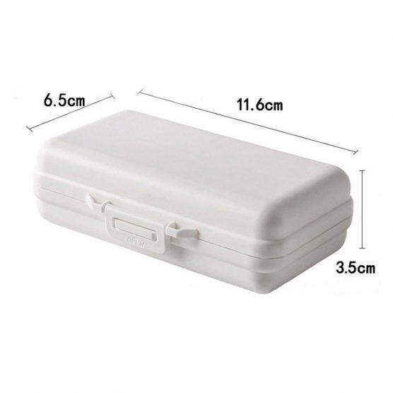 RELX悅刻通用塑料收納盒