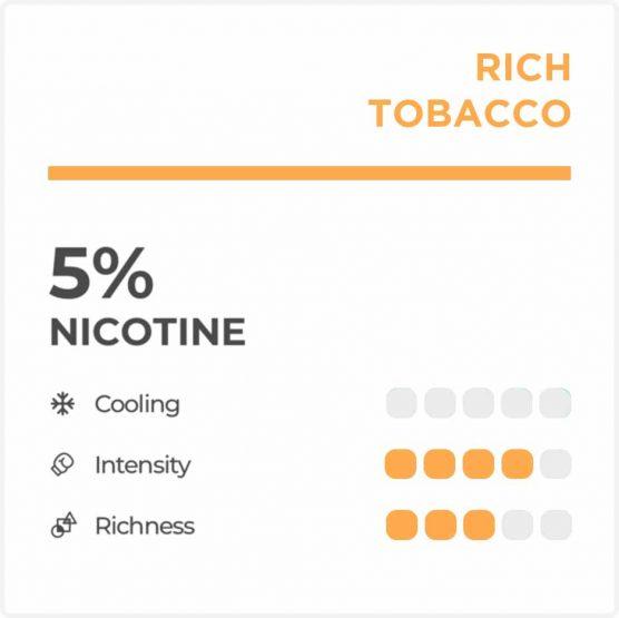 RELX四代煙彈—無限 醇香烤煙